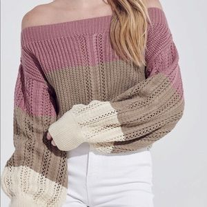 DISCOUNTED Tricia Sweater